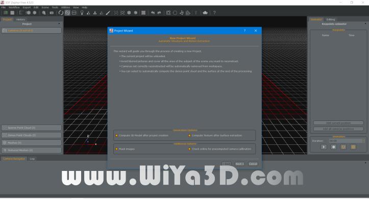 3DF Zypher Step 1
