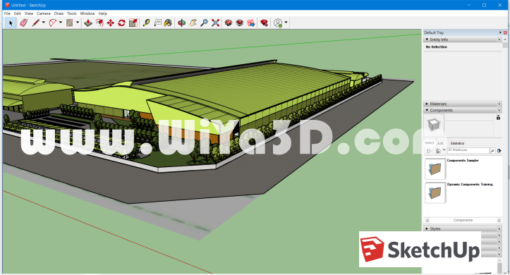 SketchUP Architecture