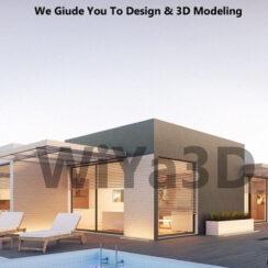 Architectural Exterior Interior Design