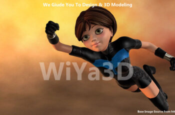 3D Modeling and 3D Animation Software