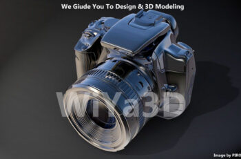 3D Scanning Using Camera