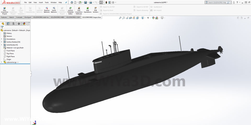 SolidWorks Photoview 360 S001