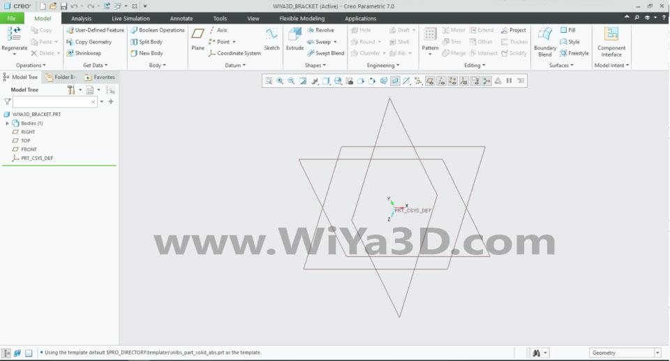 PTC Creo Topology Optimization Generative Design 001