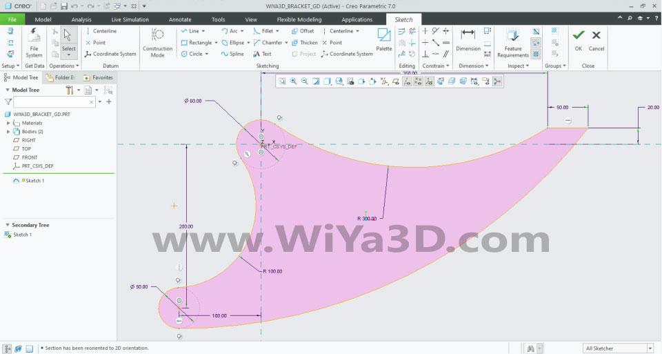 PTC Creo Topology Optimization Generative Design 002