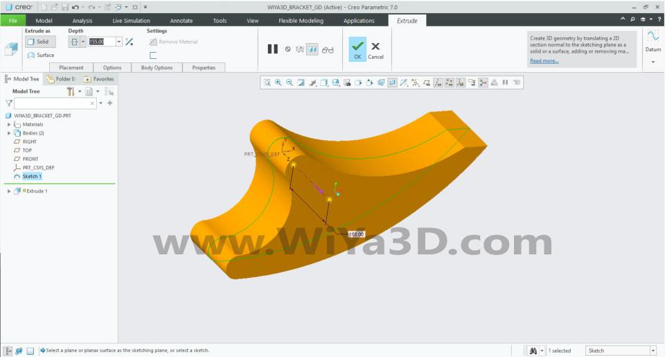 PTC Creo Topology Optimization Generative Design 003