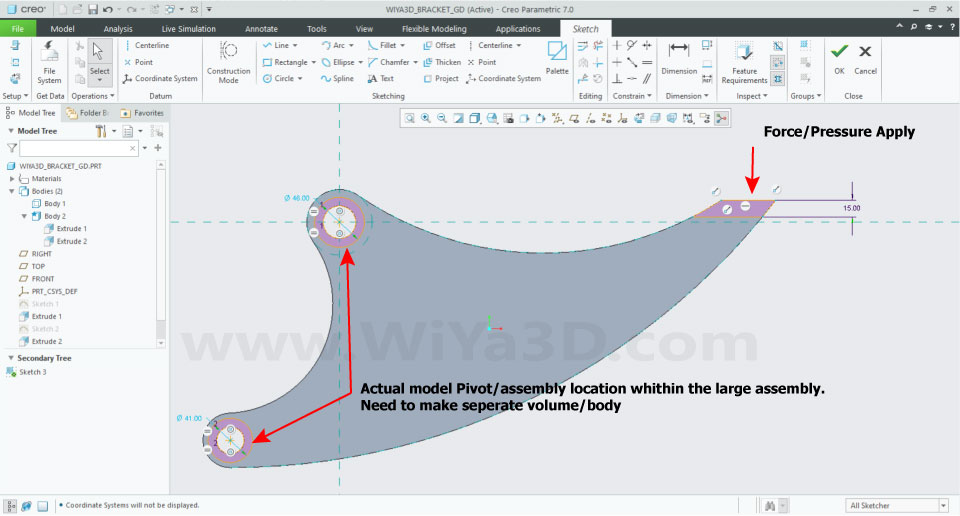 PTC Creo Topology Optimization Generative Design 005