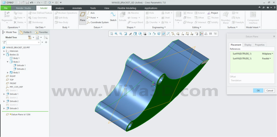 PTC Creo Topology Optimization Generative Design 009